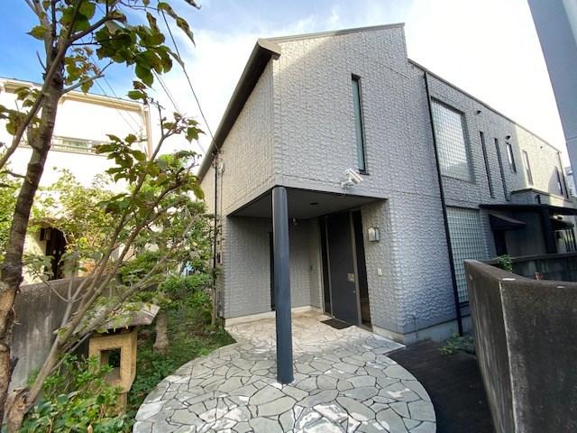Exterior of Todoroki 6-chome House