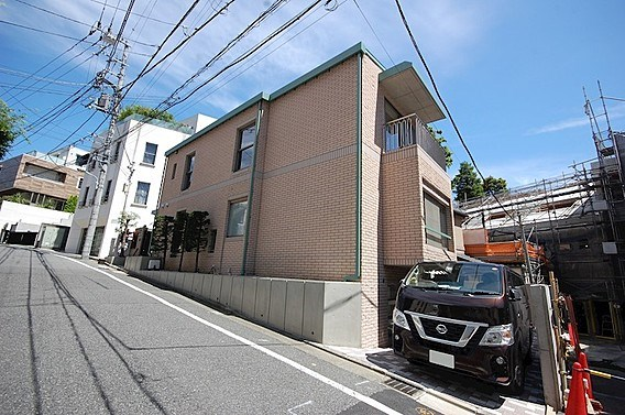 Exterior of 上大崎2丁目戸建