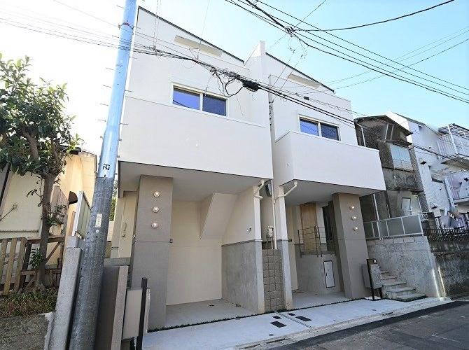 Exterior of Minami-magome 6-chome House A