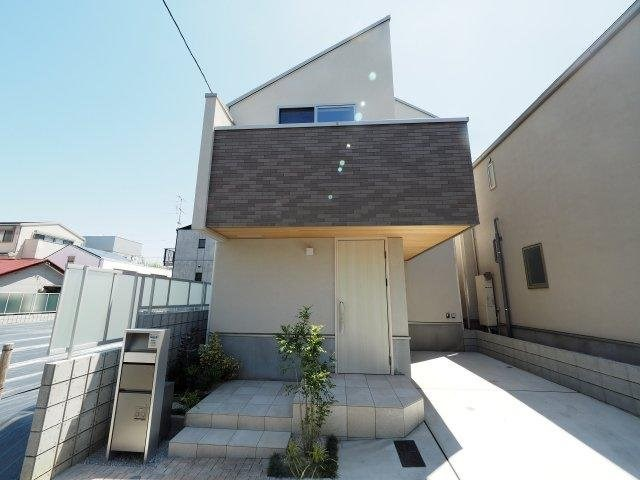 Exterior of Daita 1-chome House C