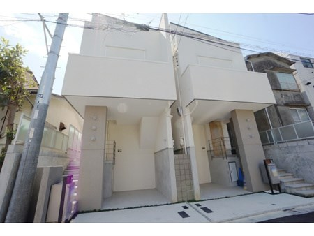Exterior of Minami-magome 6-chome House B