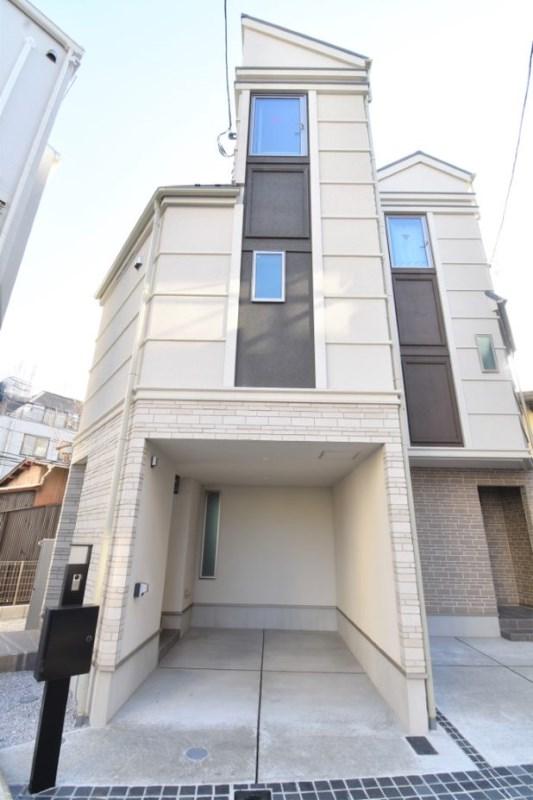 Exterior of Kamiuma 2-chome House 2