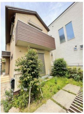 Exterior of Higashi-minemachi House