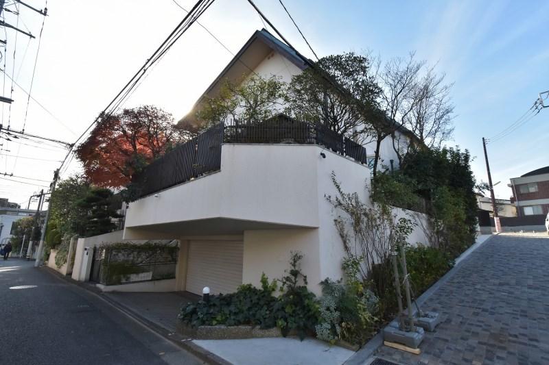 Exterior of Kyodo 4-chome House