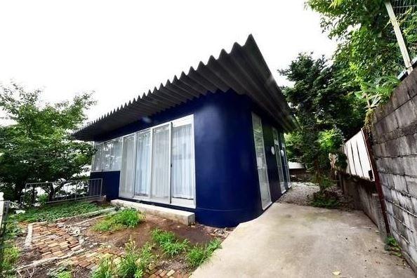 Exterior of Seta 1-chome Hosue
