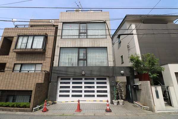 Exterior of Nakameguro 1-chome House