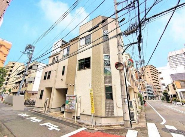 Exterior of Honmachi 3-chome House