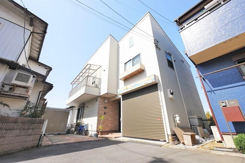 Exterior of Nakaikegami 1-chome House