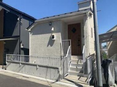 Exterior of Shimoochiai 4-chome House
