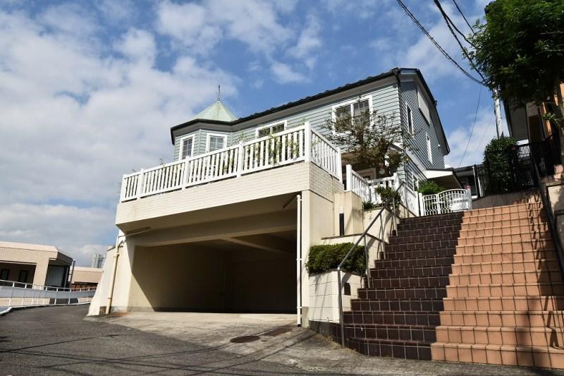 Exterior of 山手町戸建